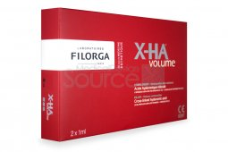 FILORGA X-HA® VOLUME 1ml 2 pre-filled syringes