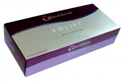 JUVEDERM® VOLIFT w/Lidocaine 2x1ml 2 pre-filled syringes